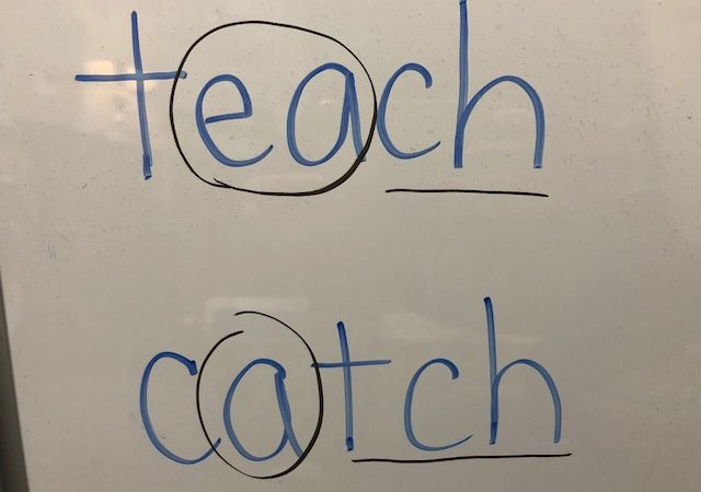 Use Word Study to Teach Reading