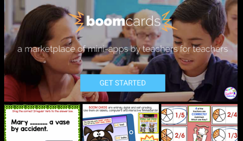 Boom Cards Make Life Easy!