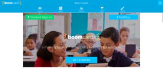Digital Boom Cards